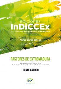 "CIACC. Portada de ""Pastores de Extremadura"" de Dante Andreo"